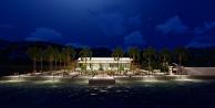 Darıca Sahil Parkı'na yeni restoran binası