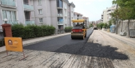 Fen İşlerinden sıfır asfalt çalışması