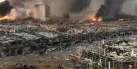 Lübnan patlama ile böyle çöktü!