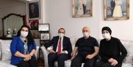 """Vali Yavuz: """"Sizler Şehitlerimizin Bize Emanetisiniz!"""""""
