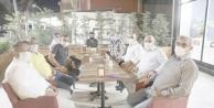 Bıyık vatandaşlarla çay sohbetinde buluşuyor