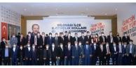AK Partili gençler kongre yaptı