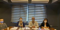 CHP'nin ilçe eğitim sekreterleri bir araya geldi