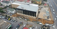 GEBZESEM'de çatı ve taş cephe kaplama tamamlandı