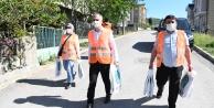 Çayırova Belediyesinden 45 bin haneye bayram hediyesi