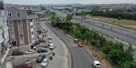Çayırova Fatih Caddesi'nde asfalt serildi