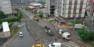 Gebze Mehmet Akif Ersoy Caddesi'nde yol konforu arttırıldı