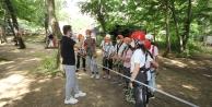 Öğrenciler Forestanbul'u gezdiler