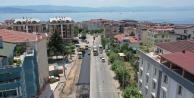Darıca Tuzla Caddesi'nde yol konforu arttırılıyor