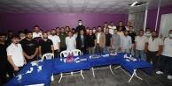 Başkan Büyükgöz Gebzesporlu gençlerle buluştu
