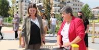 'Cesur Kadın' Canan Güllü Hürriyet'in projelerini gezdi