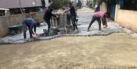 Darıca'da Üstyapı Çalışmaları Aralıksız Sürüyor