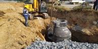 Gebze Balçık'ta Depo, Dere Islahı ve Altyapı Çalışmaları Devam Ediyor