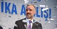 AK Partide yeni il başkanı Eryarsoy oldu