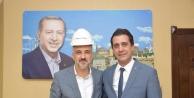 İMO'dan , Abdullah Eryarsoy'a Ziyaret