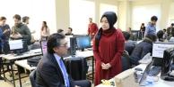 Bilgisayar Mühendisi adayları projelerini sergilediler