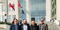 Gazeteci Haluk Turgut tutuklandı