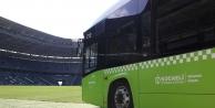 Kocaelispor maçına özel otobüs seferleri!