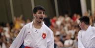 Şamdan Şili'den Altın Madalya İle Döndü!