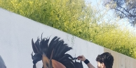Darıca Sahil Parkı estetik açıdan zenginleşiyor