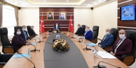 İl Kültür ve Turizm Müdürlüğü'nden Vali Yavuz'a Brifing