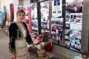 Tarihim Kültürüm Mirasım Final Sergisi Kırşehir 'de Gerçekleşti