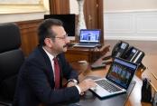 """Vali Aksoy, Anadolu Ajansının """"Yılın Fotoğrafları"""" Oylamasına Katıldı"""