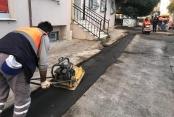 Darıca'da asfalt hamlesi
