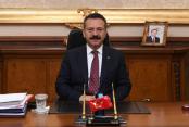 Vali Aksoy'dan 10 Aralık İnsan Hakları Günü Mesajı