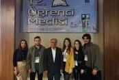 """Kocaeli genç-İMO """"12. Öğrenci Meclisi""""ne katıldı"""