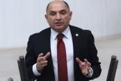"""Tarhan: """" Kanal İstanbul Projesi'ne TBMM el atsın!"""""""