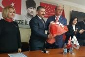 CHP Gebze'de Orhan görevi devraldı!