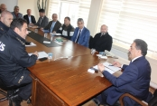 Gebze'de güvenli ulaşım masaya yatırıldı