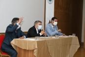 Dilovası Meclisi iki gündem maddesi için olağanüstü toplandı