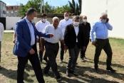 Başkan Büyükakın, Dilovası'nda vatandaşlarla bir araya geldi