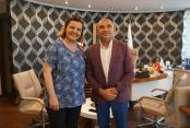 Tahsin Tarhan'dan Hürriyet'e Ziyaret
