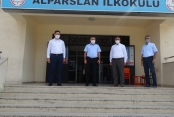 Çayırova'da veliye, öğrenciye devlet güvencesi