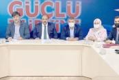 AK Parti Dilovası'nda icra kurulu tamam