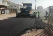 Gebze'nin mahallelerinde asfalt çalışmaları