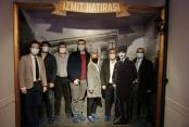 Deva'dan Atatürk Müzesi'ne ziyaret