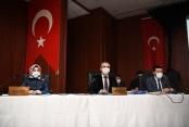 Çayırova'da Nisan meclisi tamamlandı